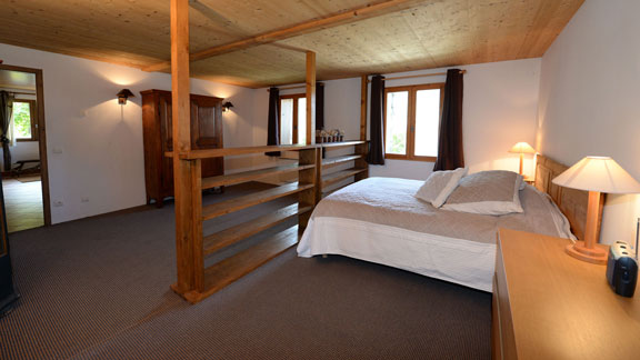 photo chambre chalet ste foy tarentaise
